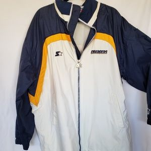 Pro line Starter San Diego NFL Chargers coat jacke
